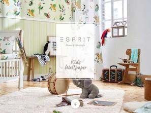 Katalóg tapiet Esprit kids 4