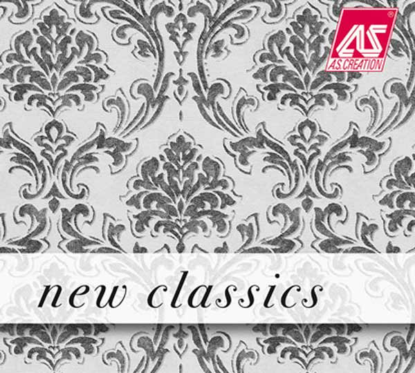 Katalóg tapiet New Classics
