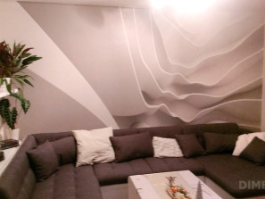 Fototapeta na stenu 3D vlny - referencia