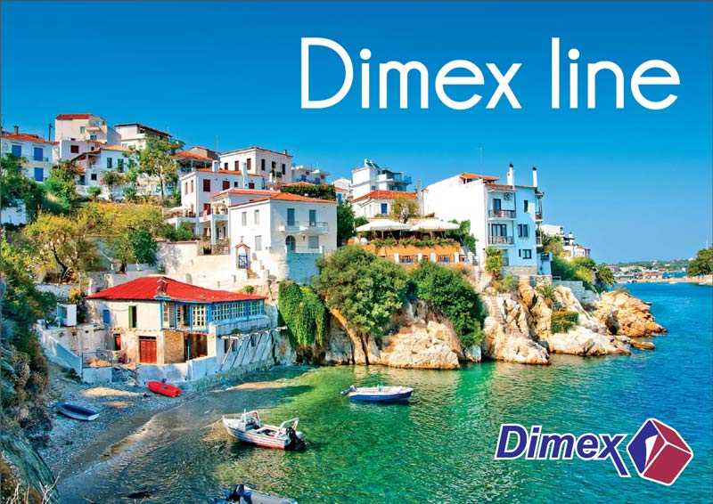 Katalóg Dimex line 2014