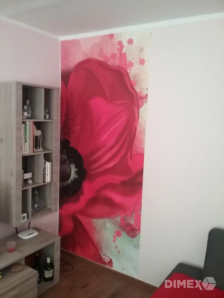 Fototapeta na stenu - vlčí mak - referencia