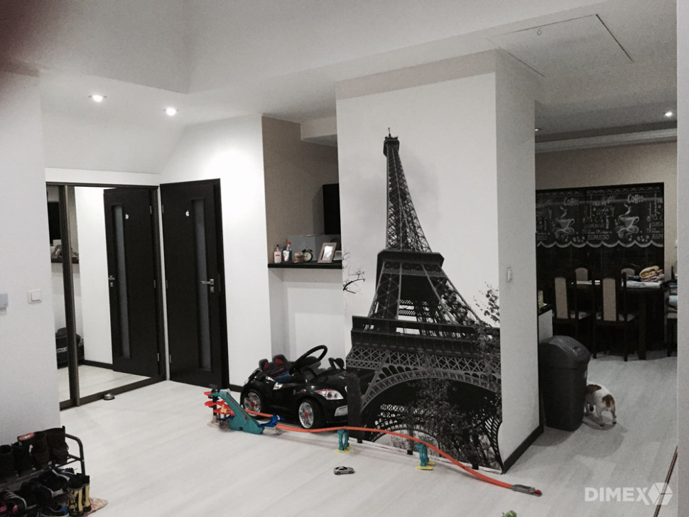 Fototapeta na mieru Paríž - referencia
