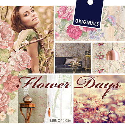 Flower Days tapety