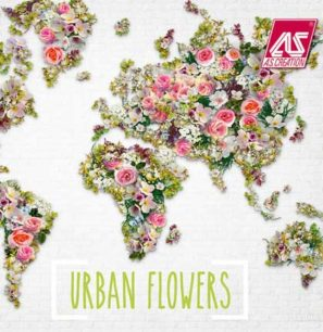 Urban flower tapety katalog