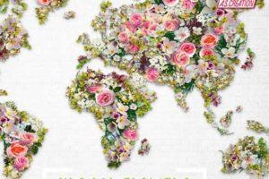 Urban flower tapety katalog