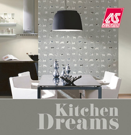 kitchen dreams - katalog tapiet