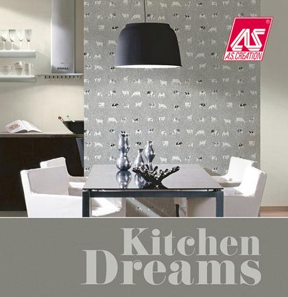 kitchen dreams - katalog tapiet