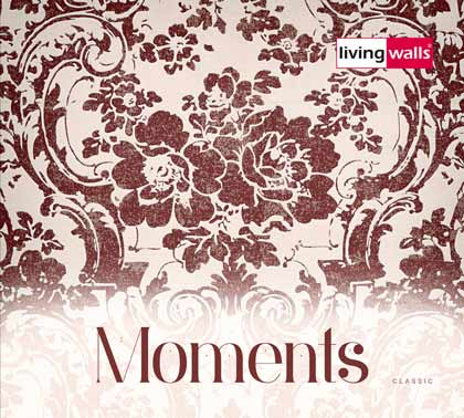 Moments - katalog tapiet