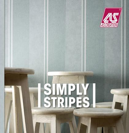 simply stripes - katalog tapiet