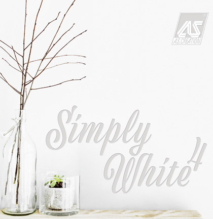 simply white katalog biele tapety