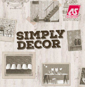 Simply Decor - katalog tapiet