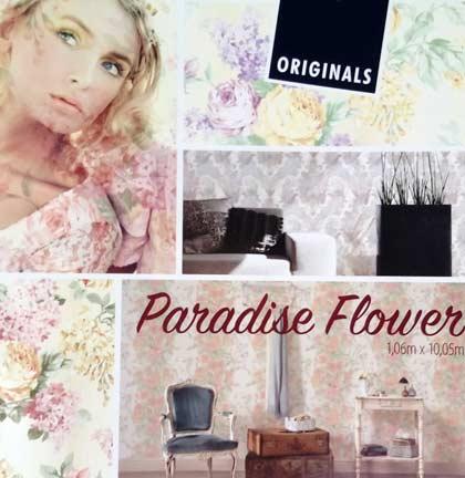 Tapety Paradise Flower katalog