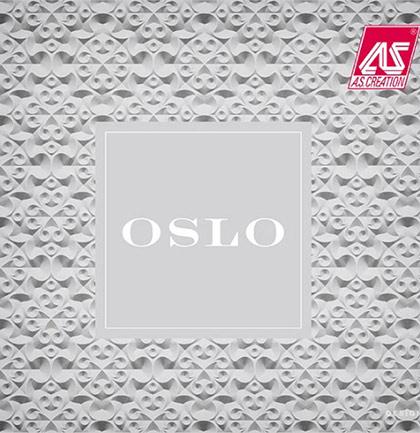Katalóg tapiet Oslo