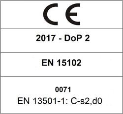 CE 2017 DoP 2