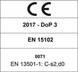 CE 2017 DoP 3