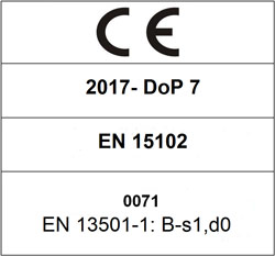 CE 2017 DoP 7