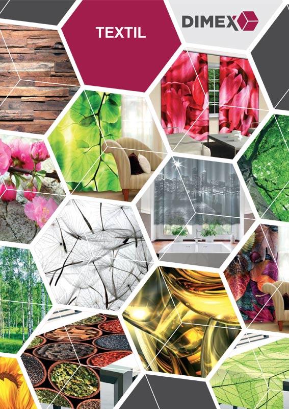 Katalog Dimex - Textil
