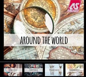 Katalog tapiet around the world