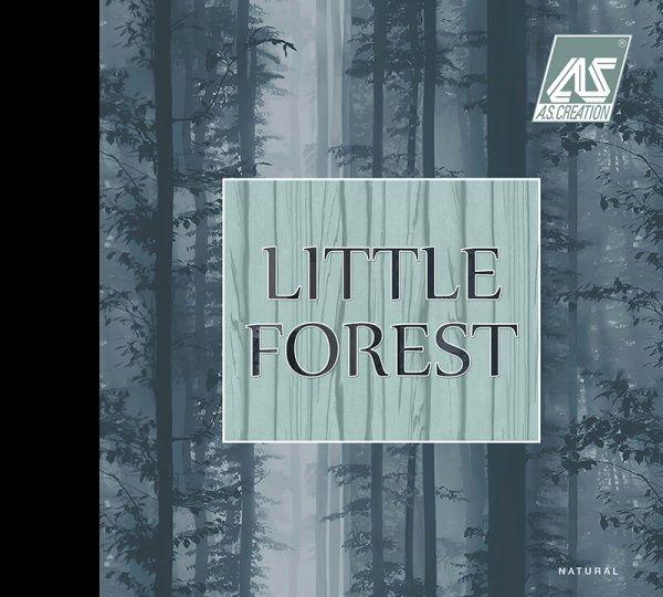 Katalóg tapiet Little forest