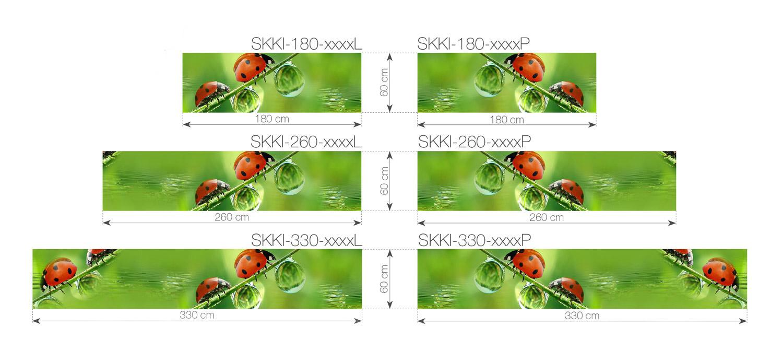Napojiteľné fototapety dokuchyne