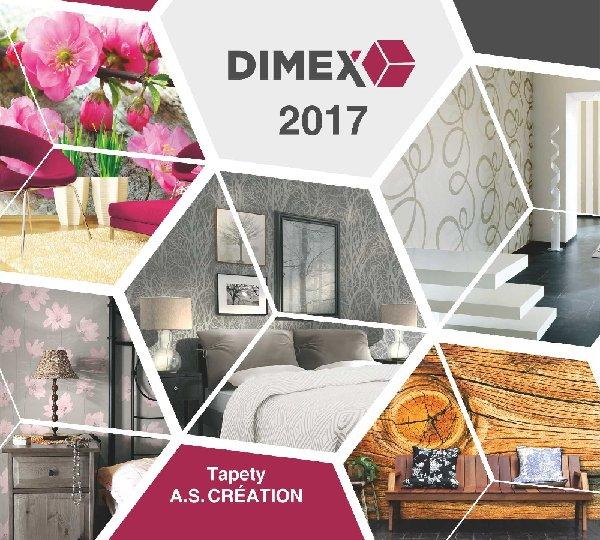 Tapety skladom Dimex 2017