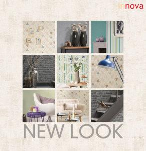 New Look - katalog tapiet