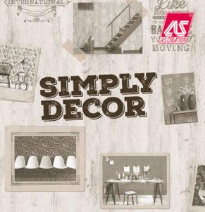 Simply Decor - katalog tapiet